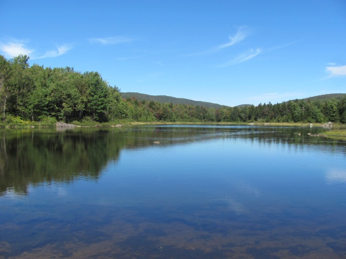 North Pond