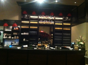 LaBelle's new tasting room and gift shop.