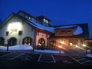 LaBelle Winery's new building on 101 in Amherst.